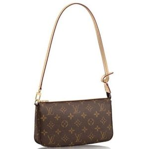 2019 Louis Vuitton Monogram Pochette Accessories